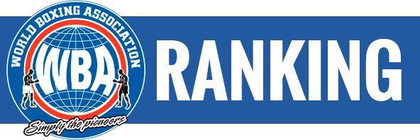 WBA Boxing Rankings