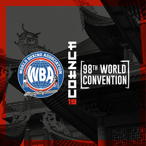 The WBA will hold its 98th Convention in China